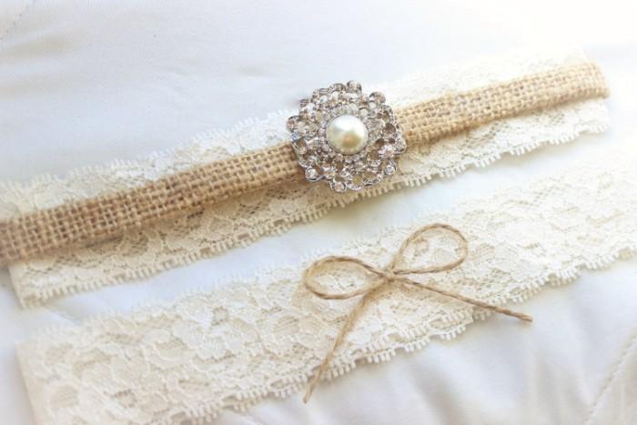 accessoires mariée mariage champêtre