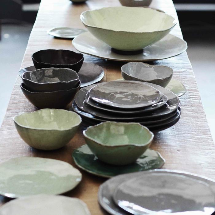 assiettes style japonais pour suivre la tendance japandi