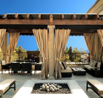 70 id es de brise vue pour vous isoler des voisins curieux. Black Bedroom Furniture Sets. Home Design Ideas