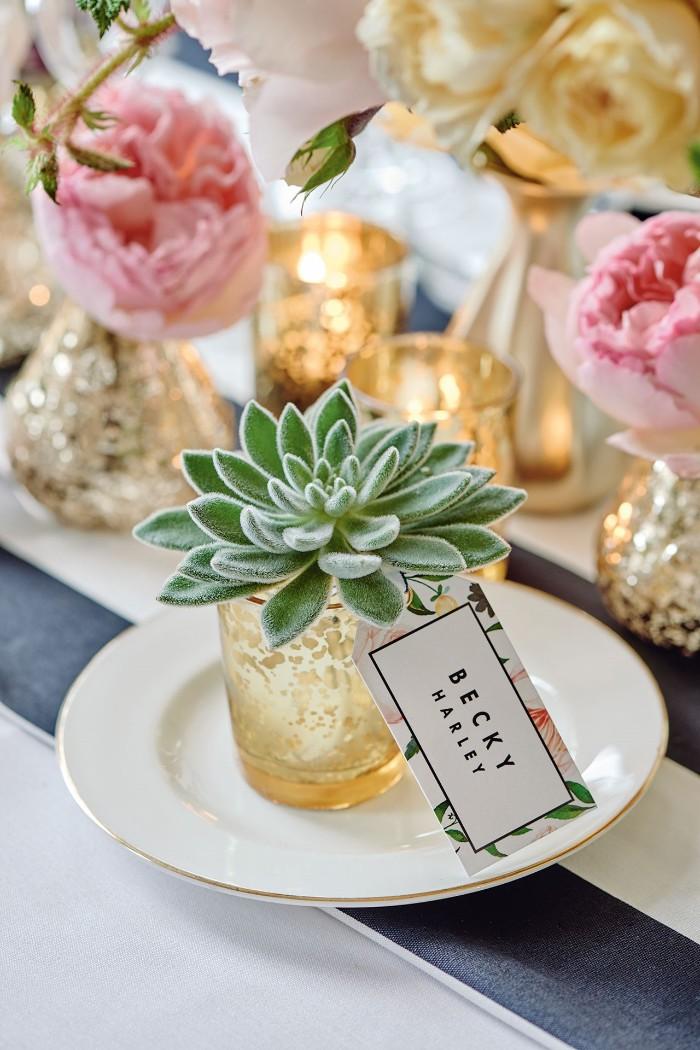 cadeau invité mariage champêtre