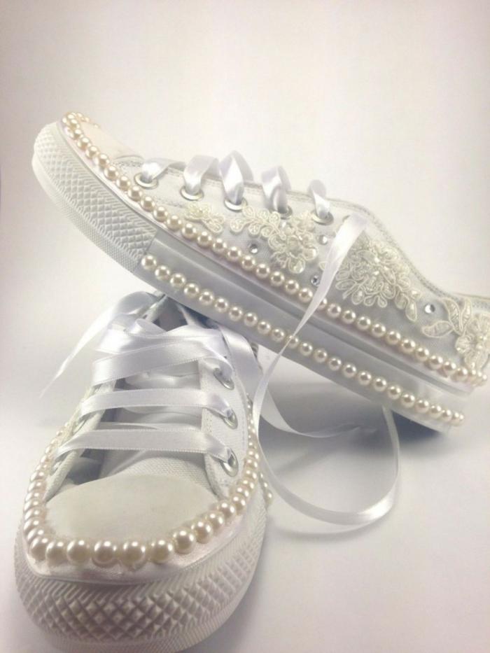 chaussures mariage femme confortables idée diy