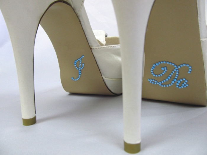 chaussures mariage femme cristaux