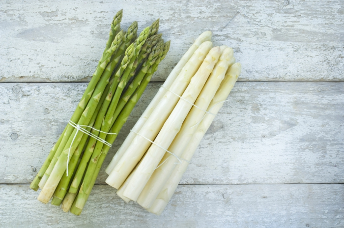 cuisson asperges blanches idée