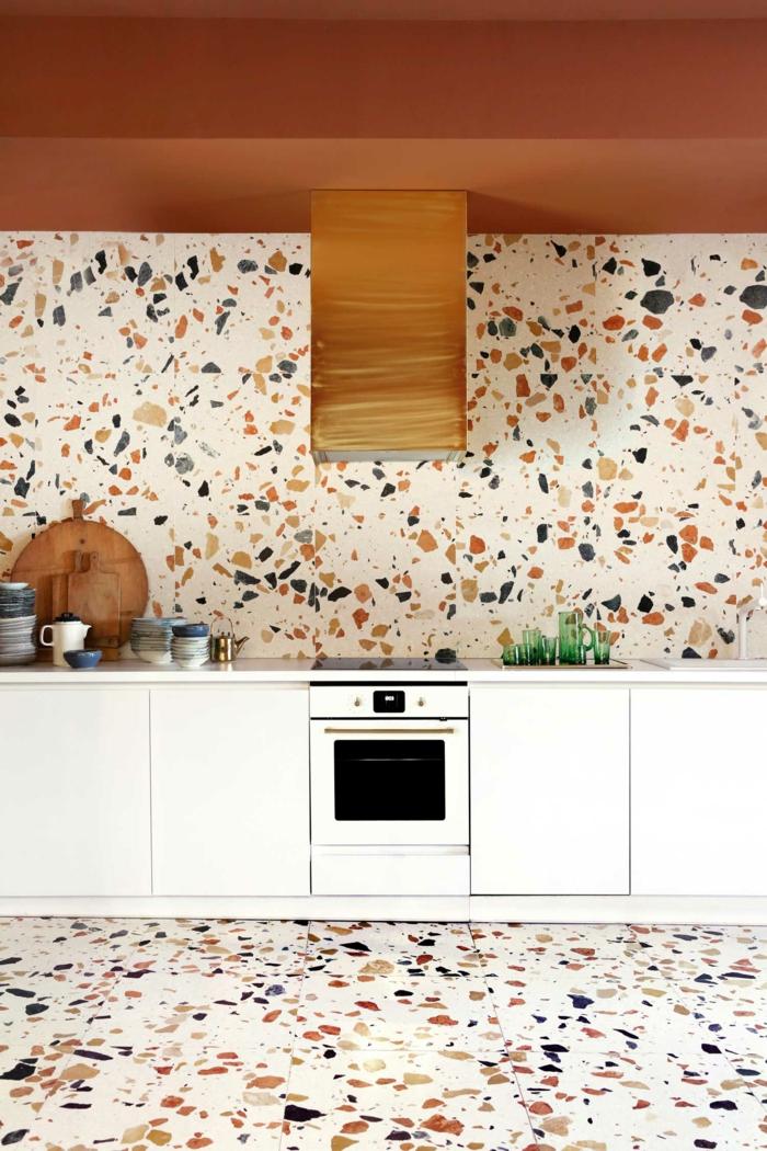 décoration intérieur inspiration terrazzo