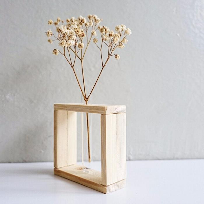 fleurs séchées pour une déco unique
