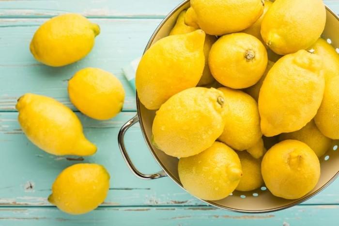 gommage visage fait maison citron