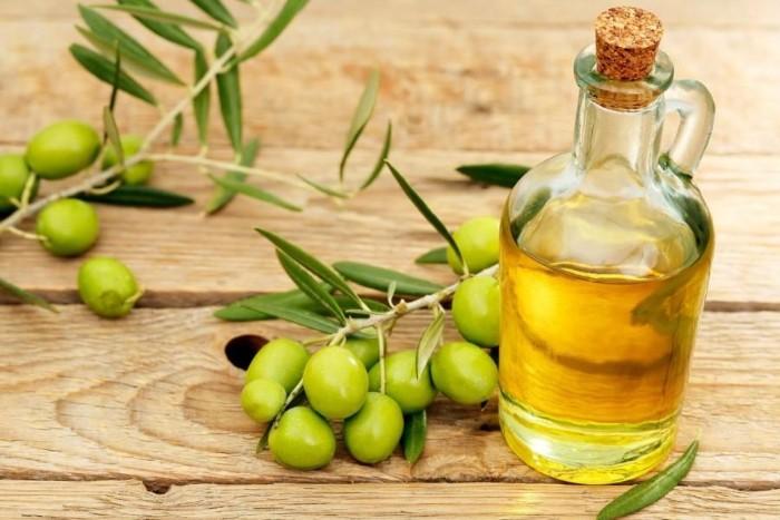 gommage visage maison huile d'olives