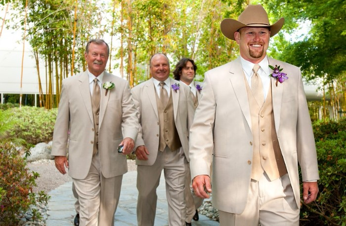 idée tenue homme mariage champêtre