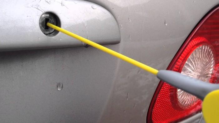 lubrifier serrure voiture dégrippant wd40