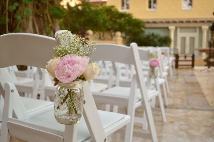 mariage champêtre déco lieu de mariage