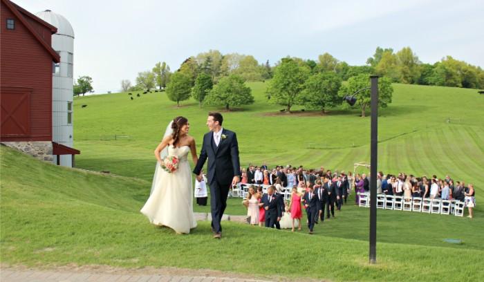 mariage champêtre lieu de mariage rustique