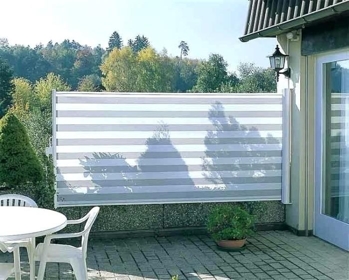 panneau occultant pour la terrasse brise-vue