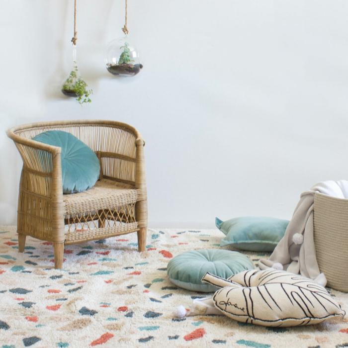 tapis terrazzo pour votre décoration intérieur tendance