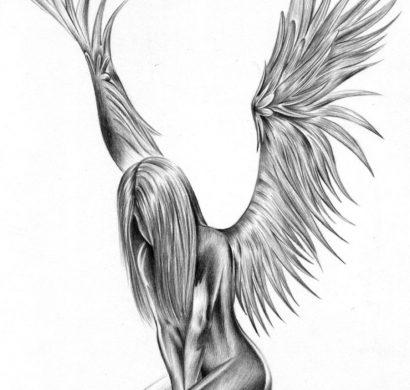 Tatouage Ange Signification Et Idees De Modeles Originaux