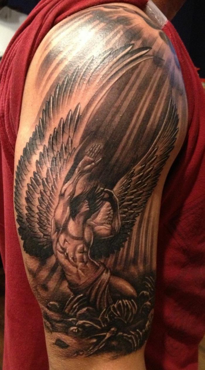 tatouage ange : signification et idées de modèles originaux