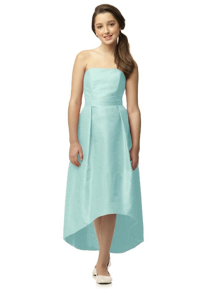 tenue invitée mariage turquoise