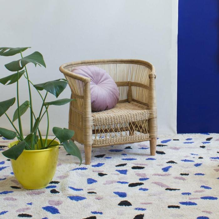 terrazzo inspiration de décoration intérieur moderne