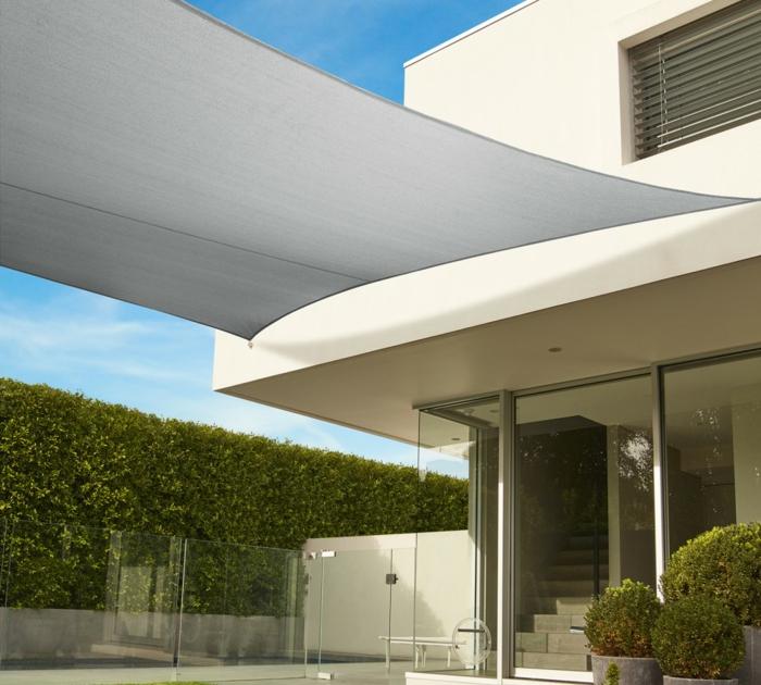 voile d 39 ombrage comment se prot ger du soleil et cr er un espace id al. Black Bedroom Furniture Sets. Home Design Ideas