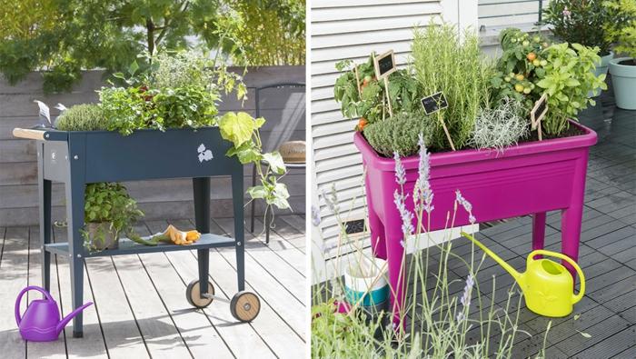arroser plantes potager balcon