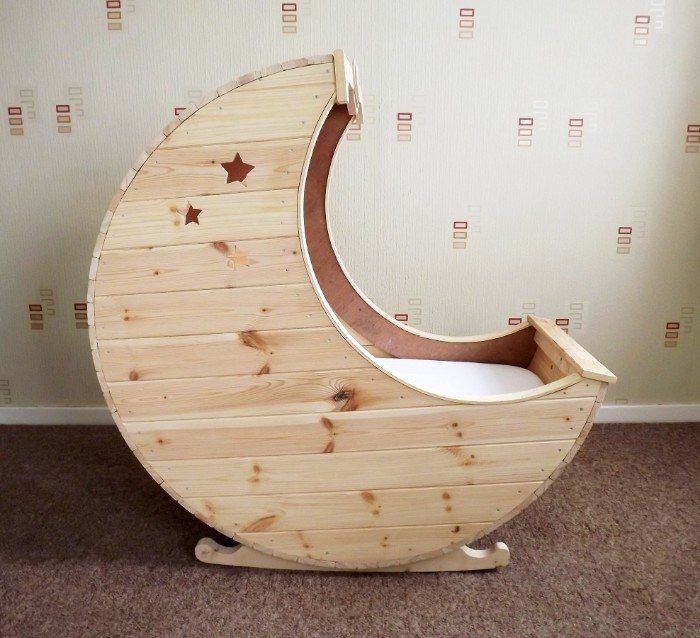 lit bb lune clair de lune petit ours lit bblit bb lit. Black Bedroom Furniture Sets. Home Design Ideas