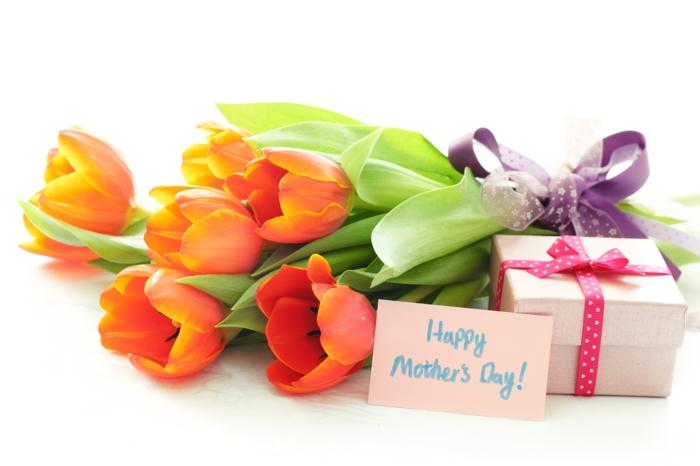 bouquet cadeau fête des mères