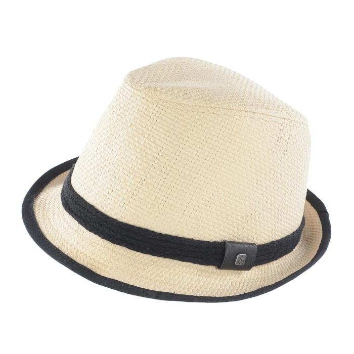 chapeau de paille d'été trilby