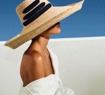 8a6b8a7950d27 Chapeau de paille : l'accessoire tendance de l'été à adopter