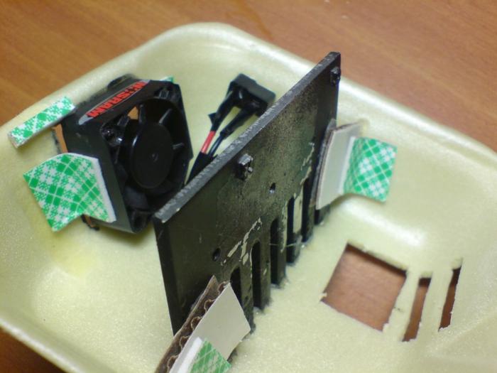 climatiseur mobile silencieux avec dissipateur de chaleur pour pc