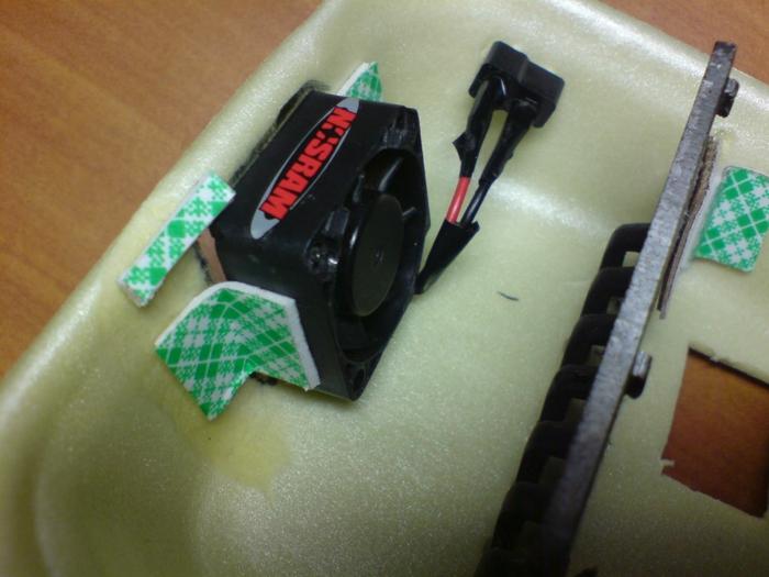 climatiseur mobile silencieux avec ventilateur de pc