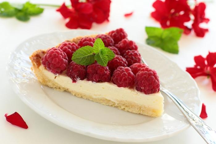 dessert framboisier cheesecake