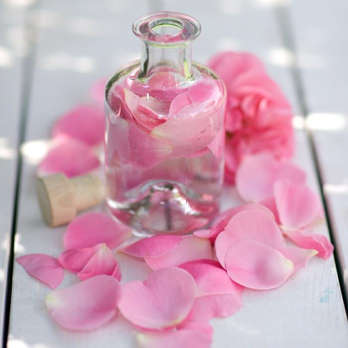 eau de rose recette pour eau micellaire