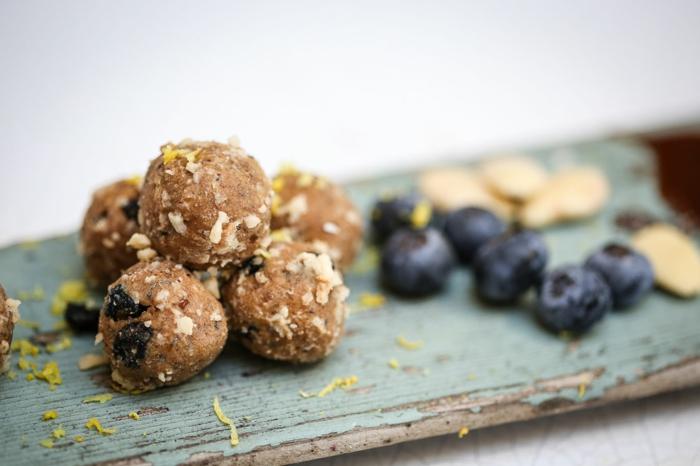 energy ball recette aux fruits secs