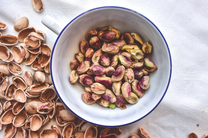 energy ball recette pistaches