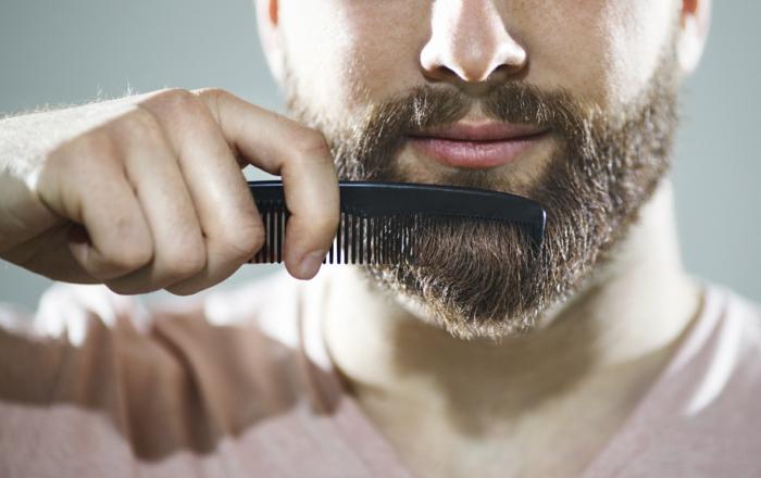 entretenir sa barbe avec cosmétique naturelle fait maison