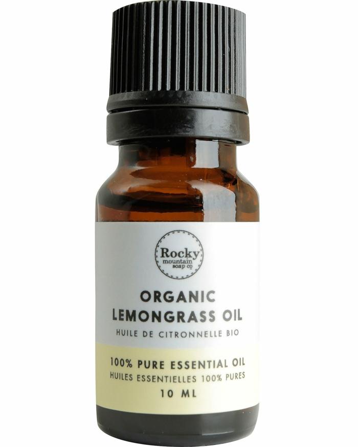 entretenir sa barbe avec huile essentielle lemongrass