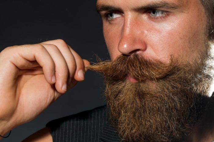 entretenir sa barbe diy huile