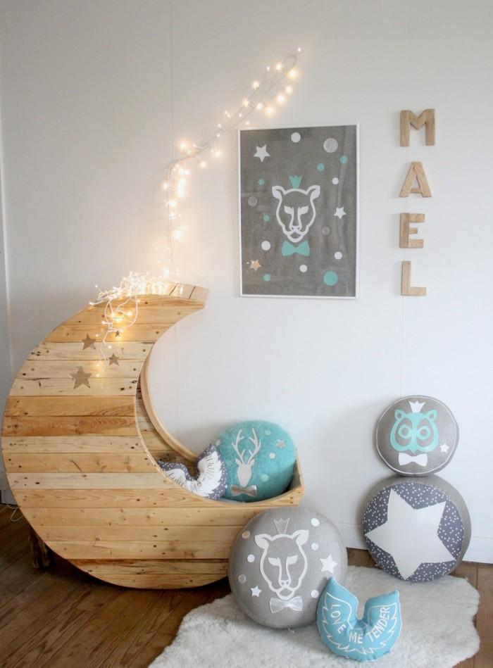 comment faire un berceau lune pour votre b b instructions. Black Bedroom Furniture Sets. Home Design Ideas