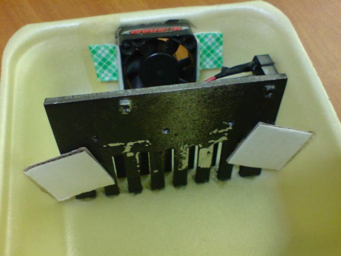 fabriquer un climatiseur mobile silencieux