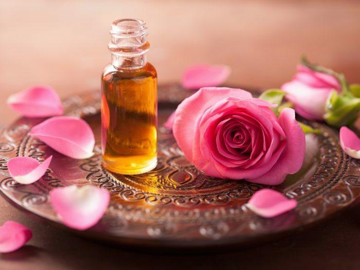 huile de rose eau micellaire recette diy