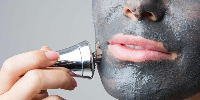 masque charbon magnétique
