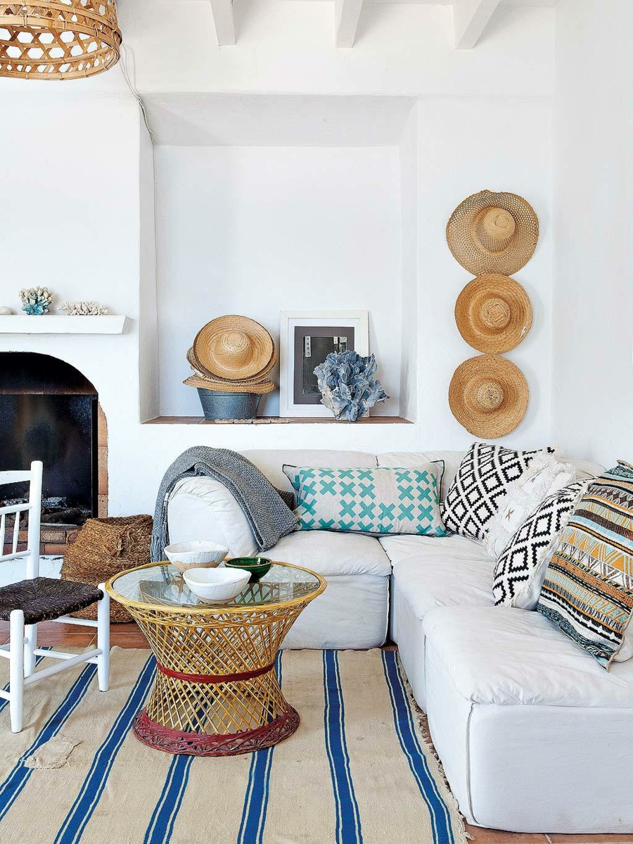 id es d co bord de mer pour un int rieur en mode t. Black Bedroom Furniture Sets. Home Design Ideas