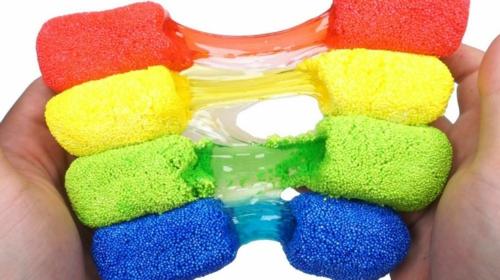 recette slime facile pour les enfants