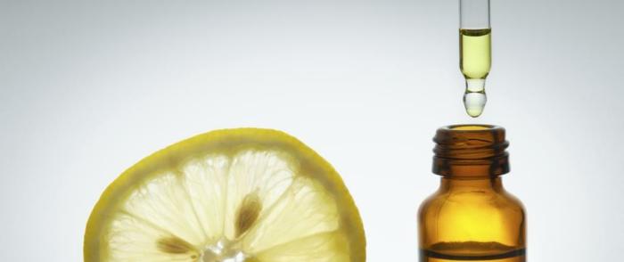 shampoing chien à l'huile essentielle de citron