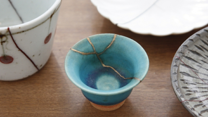 technique kintsugi