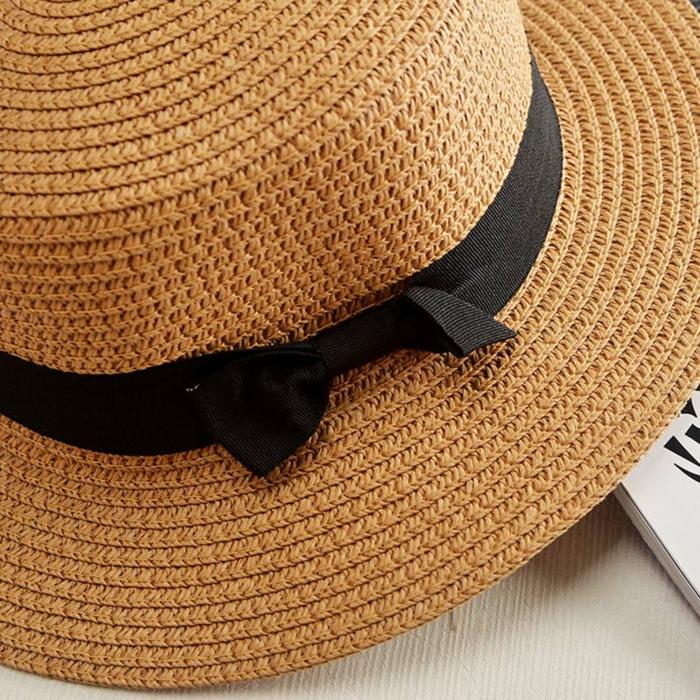 tendance chapeau de paille panama