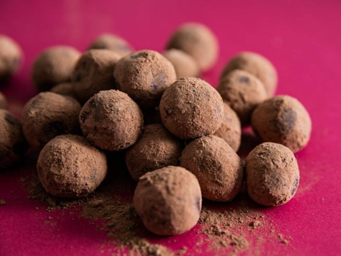 aromatiser les truffes avec fève tonka
