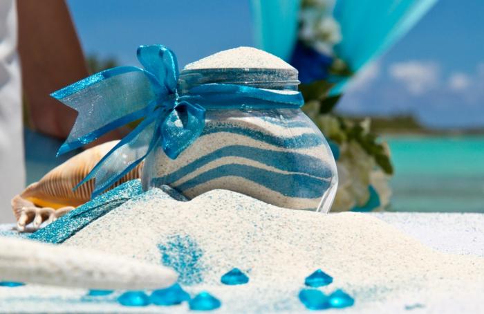 cérémonie mariage idée rituel du sable