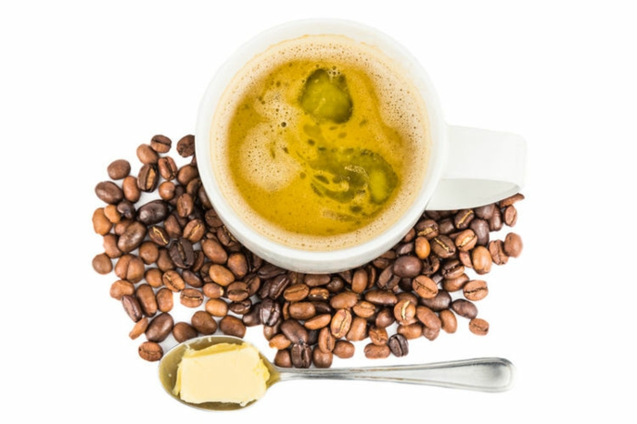 café mocca beurre bulletproof coffee