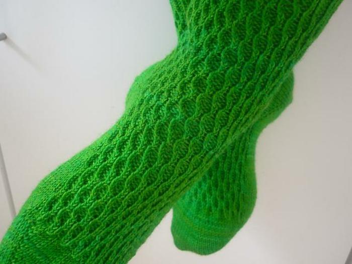 chaussettes tricotage tricothérapie