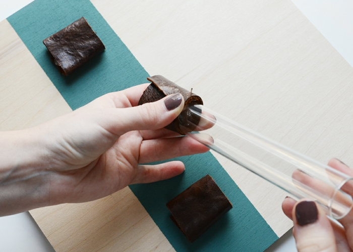 comment fabriquer un vase soliflore
